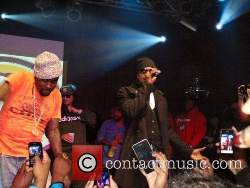 Wale, Ne-yo and Highline Ballroom 3