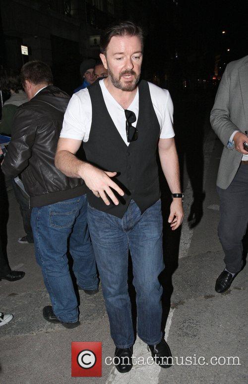 Ricky Gervais 13