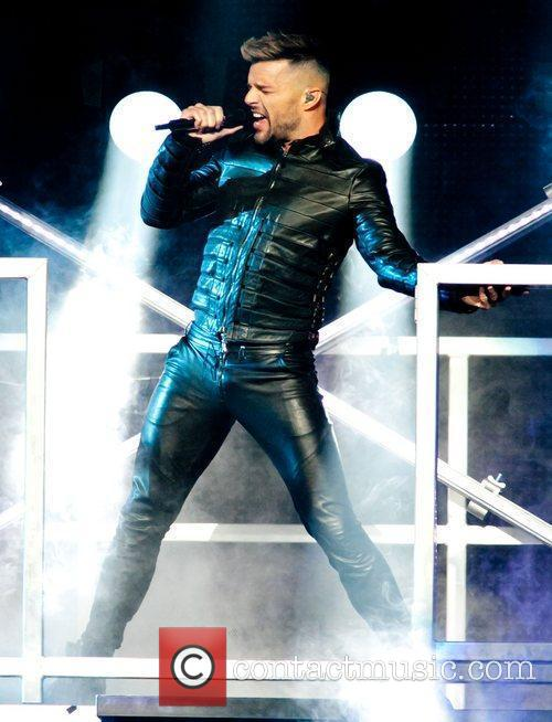 Ricky Martin 30