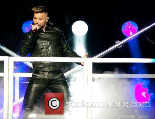 Ricky Martin 25