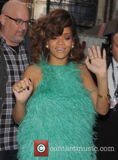 Rihanna and Fraser 13