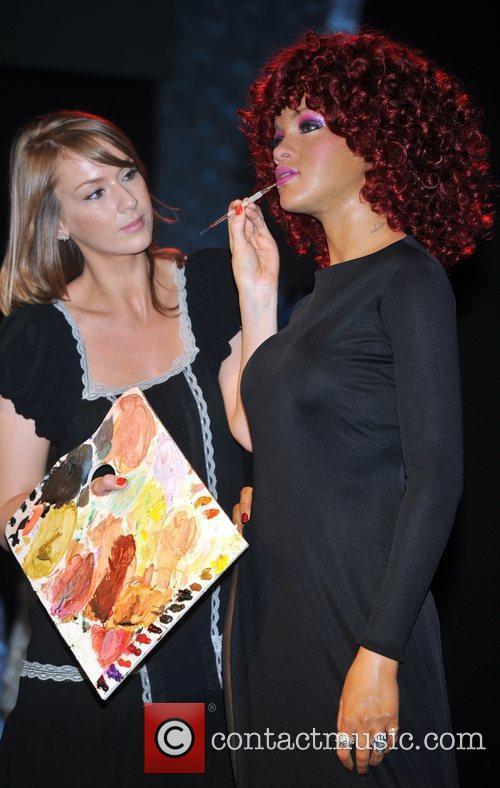 Rihanna Madame Tussauds London add a new diva...