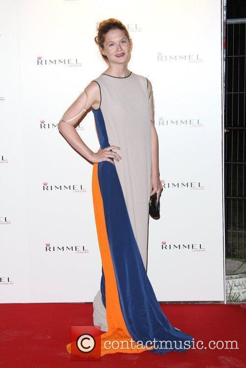 Bonnie Wright Rimmel London party held at Battersea...