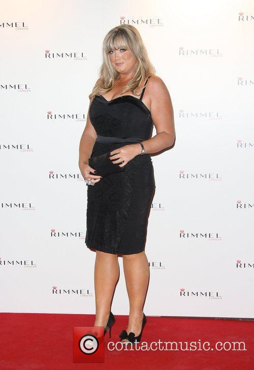 Gemma Collins Rimmel London party held at Battersea...