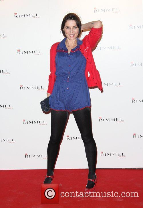 Sadie Frost Rimmel London party held at Battersea...