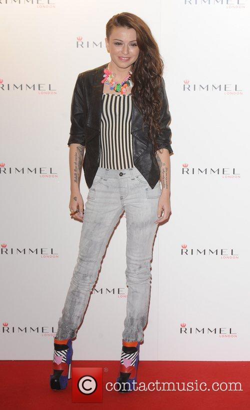 Cher Lloyd  Rimmel London party held at...