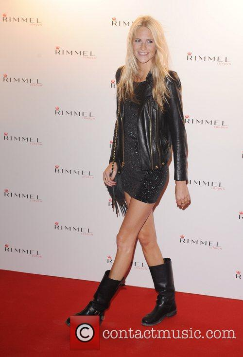 Rimmel London party held at Battersea Power Station