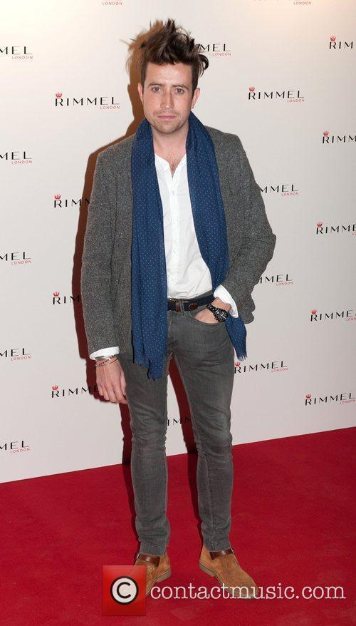 Nick Grimshaw Rimmel London party held at Battersea...
