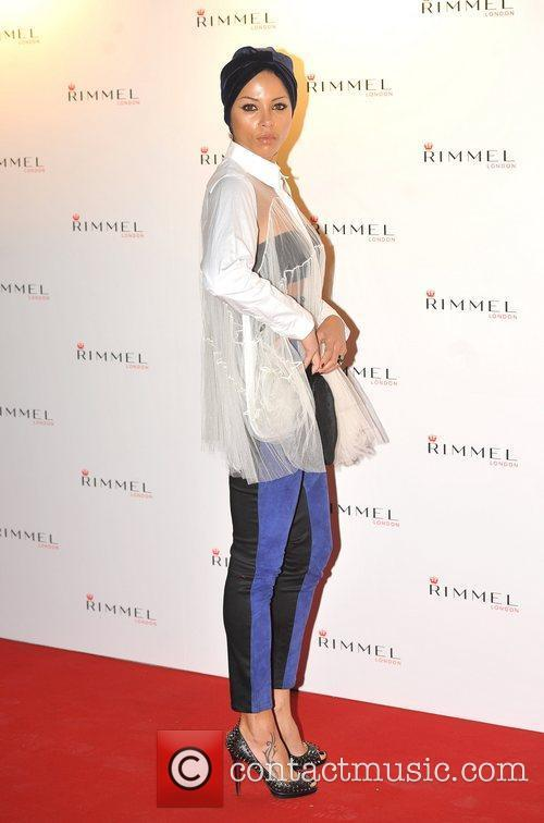 Rimmel London party held at Battersea Power Station...