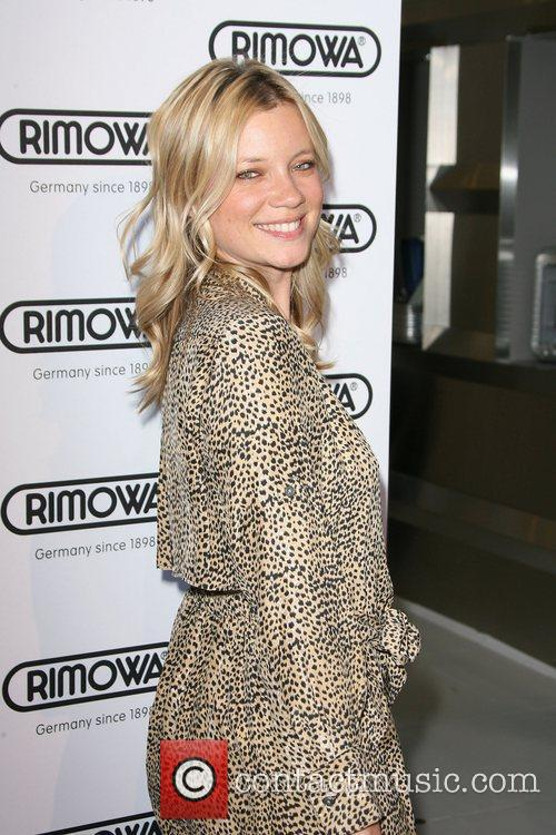 Amy Smart RIMOWA's New Rodeo Store Opening Party...