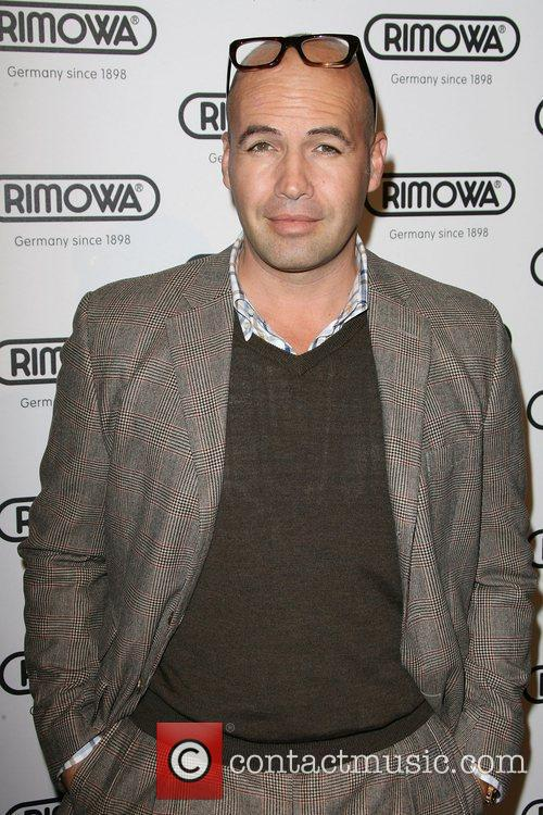 Billy Zane RIMOWA's New Rodeo Store Opening Party...