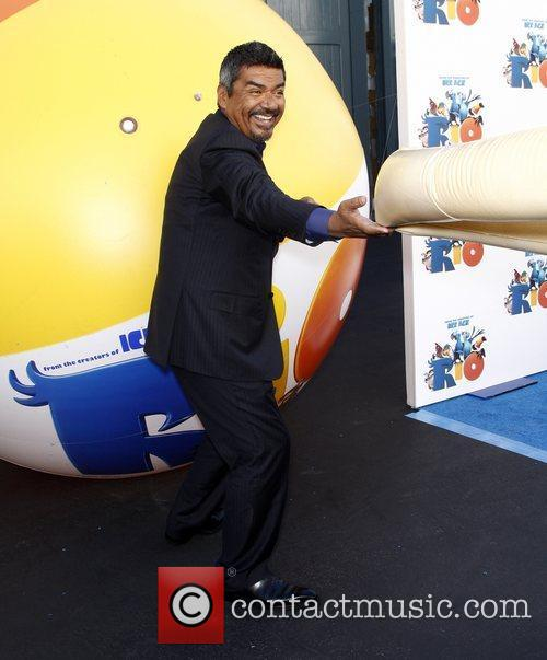 George Lopez and Twentieth Century Fox 2
