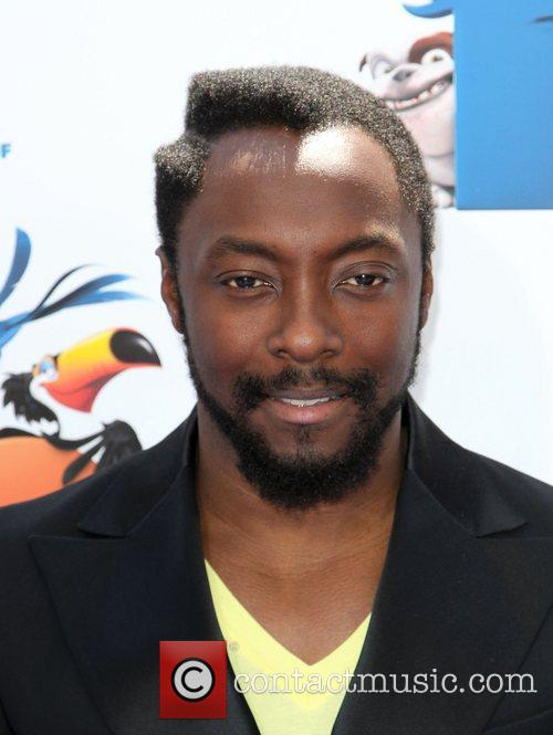 Will.I.am of The Black Eyed Peas Los Angeles...
