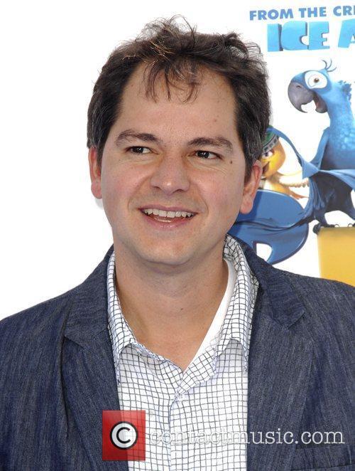 Carlos Saldonha,  Los Angeles premiere of 'Rio'...