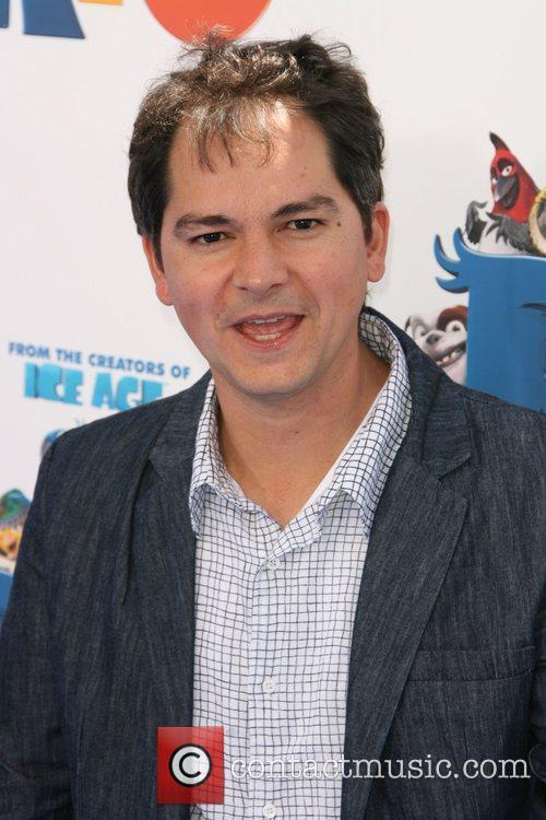 Director Carlos Saldanha Los Angeles Premiere Rio held...