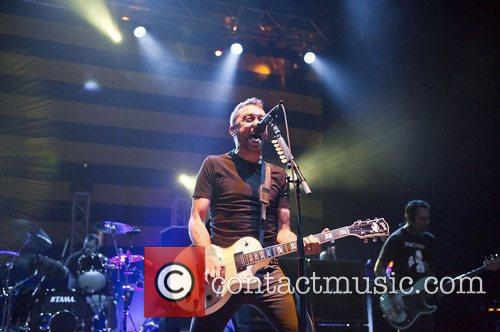 Rise Against and Brixton Academy 6