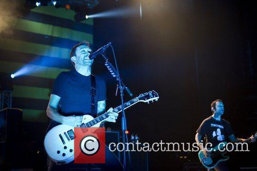 Rise Against and Brixton Academy 3