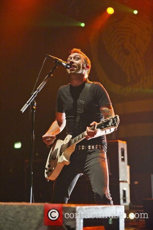 Rise Against and Brixton Academy 13