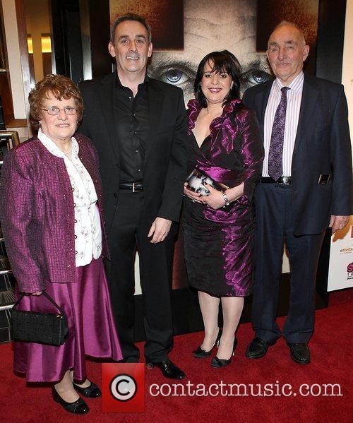 Actor Colin O Donoghue parents Con O Donoghue...