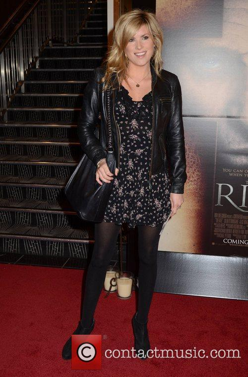 Jenny Buckley The European Premiere of 'The Rite'...