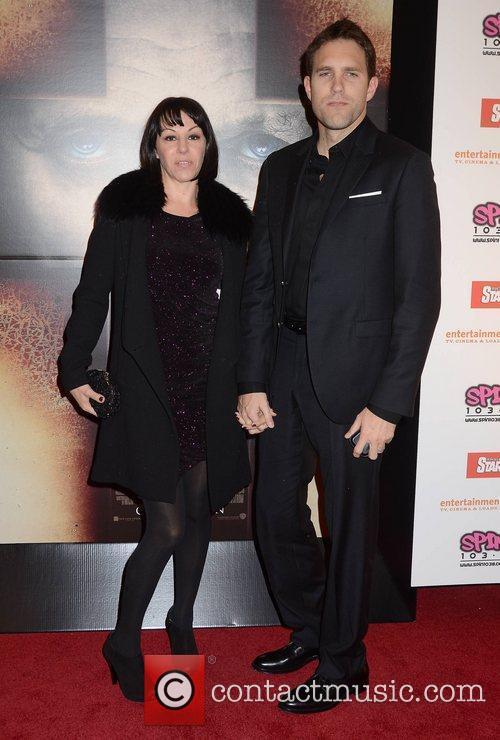 Matt Bagilo and Sara Bagilo The European Premiere...