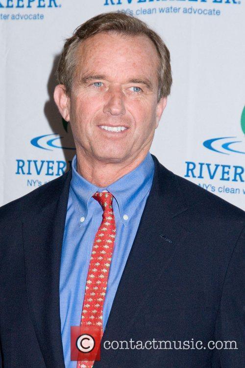 Robert F. Kennedy Jr. 2011 Riverkeeper Fishermen's Ball...