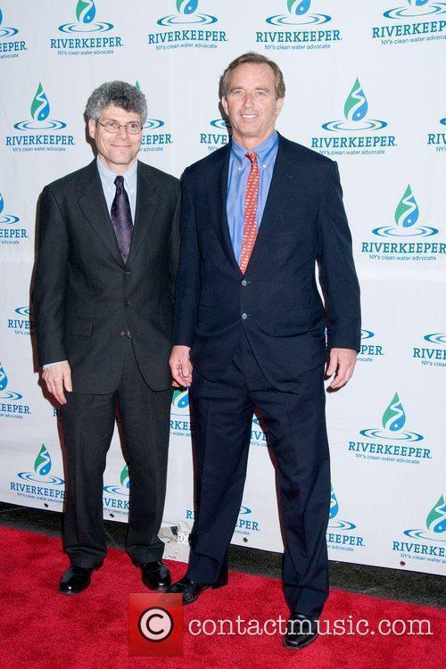 Paul Gallay and Robert F. Kennedy Jr. 2011...