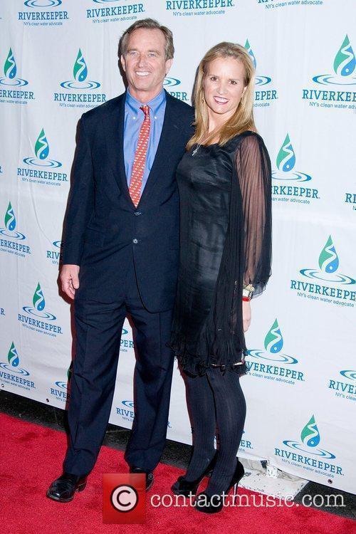 Robert F Kennedy Jr and Kerry Kennedy Riverkeeper...