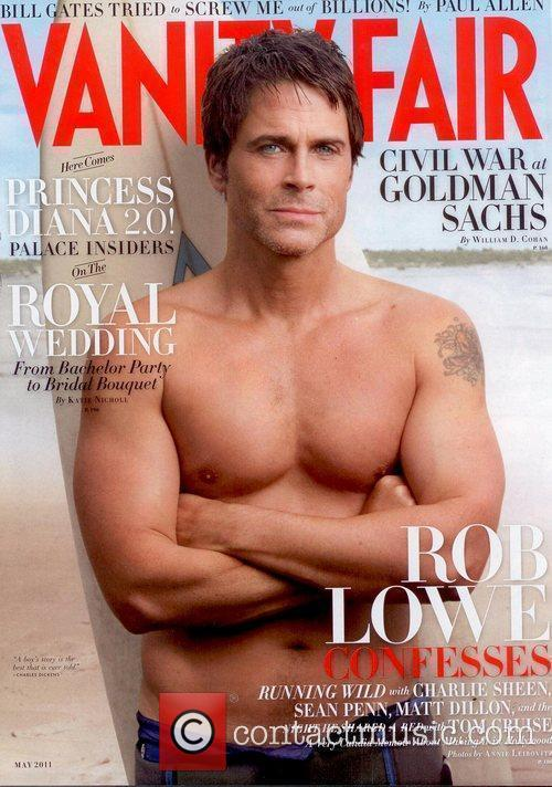Rob Lowe and Vanity Fair 1