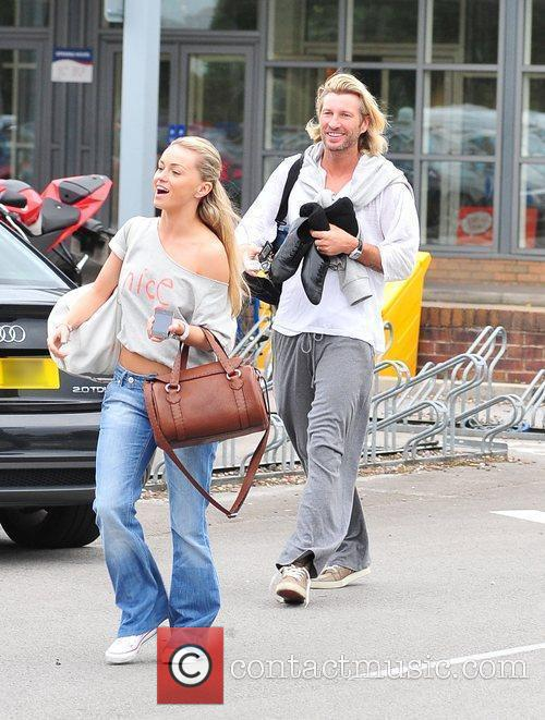 Ola Jordan, Savage and Strictly Come Dancing 5