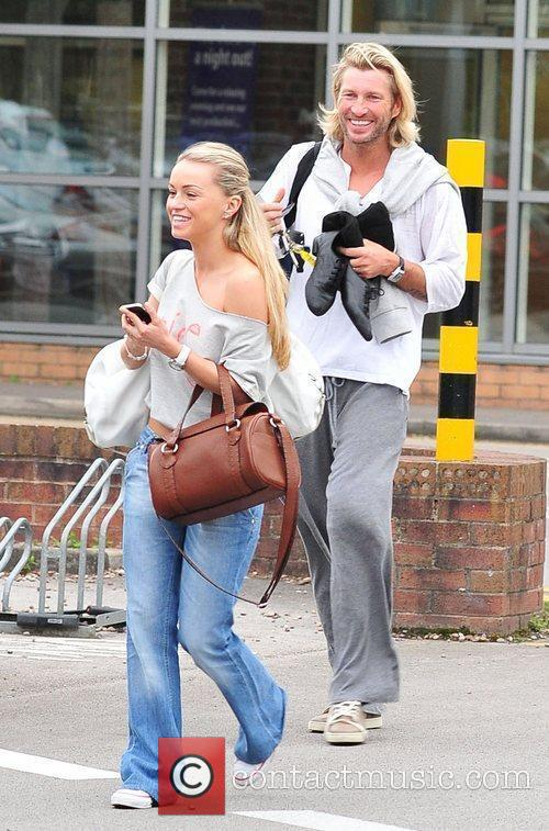 Ola Jordan, Savage and Strictly Come Dancing 12