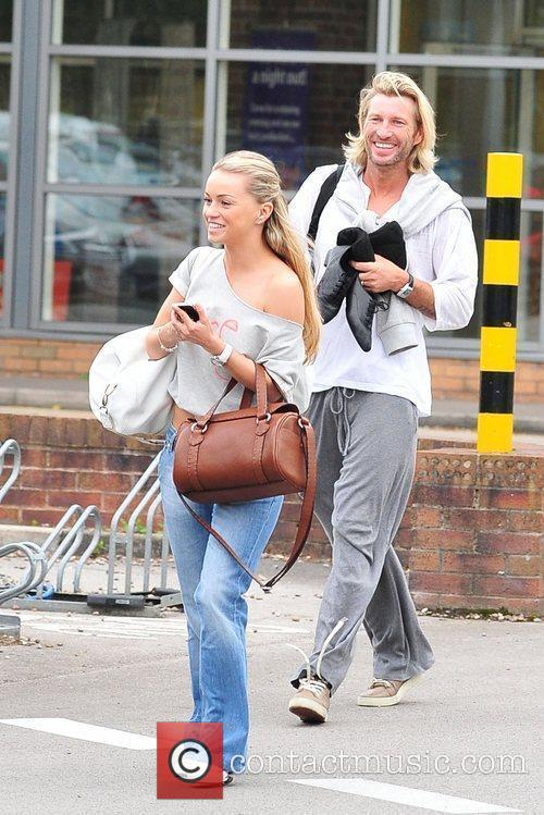 Ola Jordan, Savage and Strictly Come Dancing 13