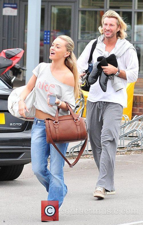 Ola Jordan, Savage and Strictly Come Dancing 3