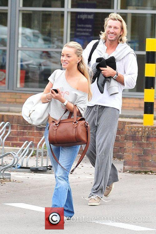 Ola Jordan, Savage and Strictly Come Dancing 8