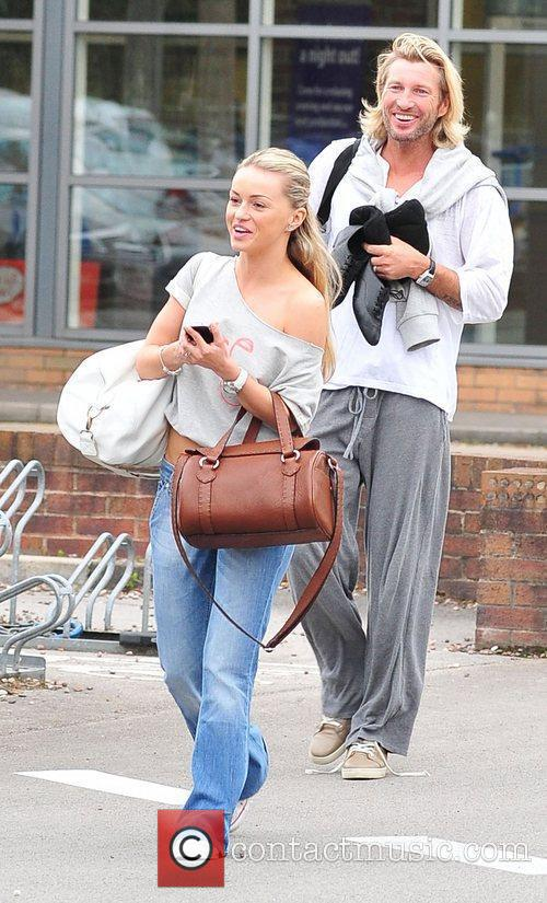Ola Jordan, Savage and Strictly Come Dancing 10