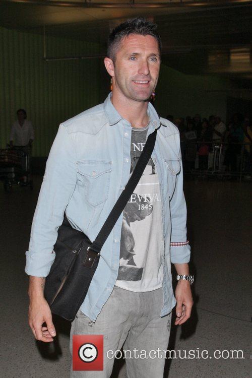 Robbie Keane Irish footballer Robbie Keane, who plays...