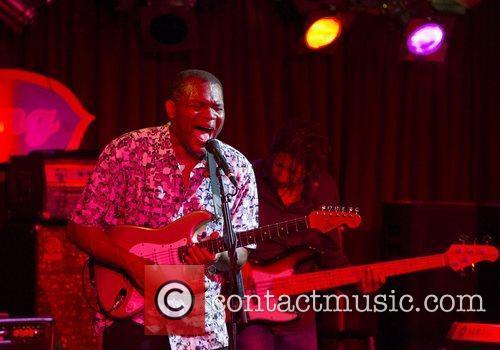 The Robert Cray Band performing at B.B. King...