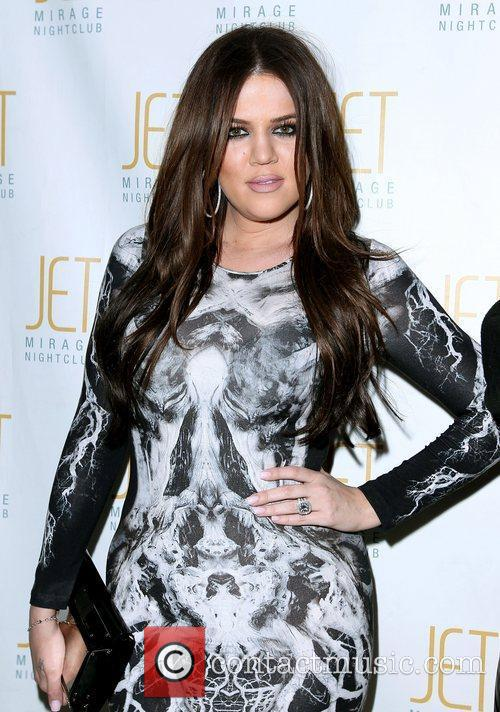 Khloe Kardashian Robert Kardashian celebrates his birthday at...