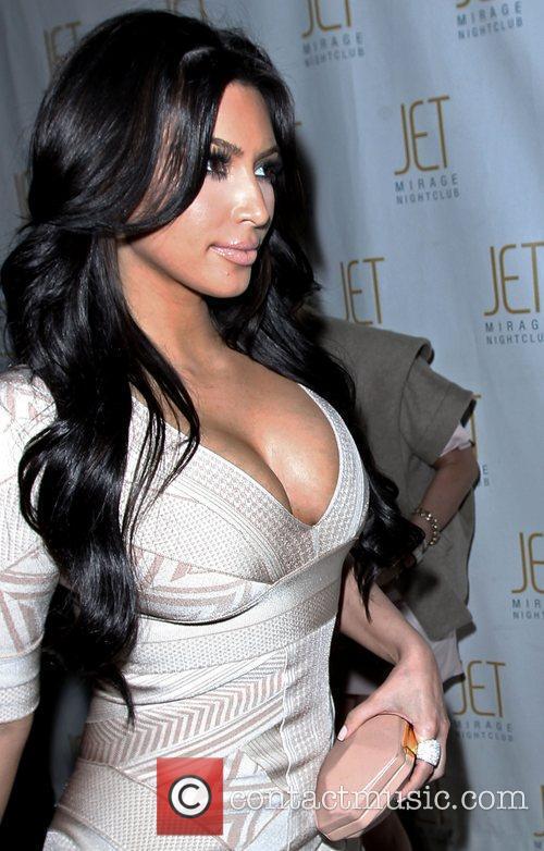 Kim Kardashian, Jet nightclub