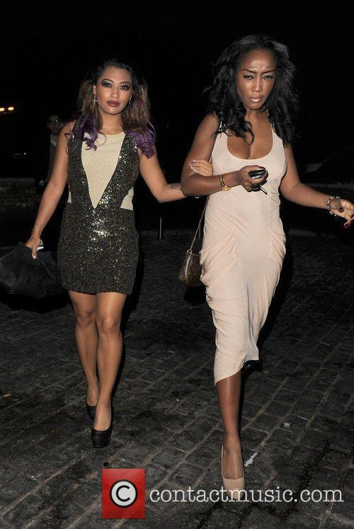Arrive at Gilgamesh club in Camden to attend...