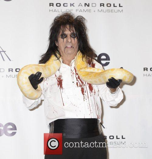 26th Annual Rock And Roll Hall Of Fame...