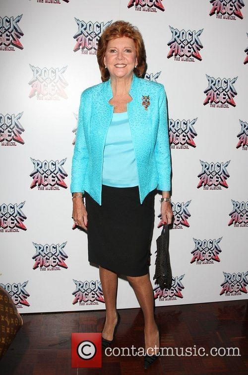Cilla Black Rock of Ages the musical gala...