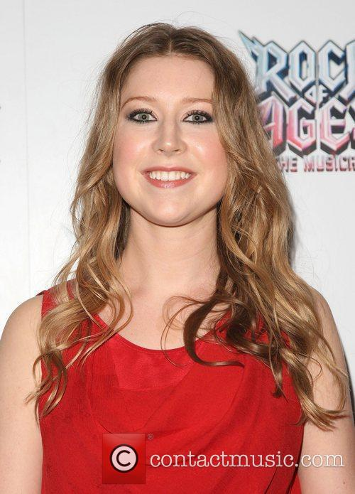 Hayley Westenra Rock of Ages the musical gala...