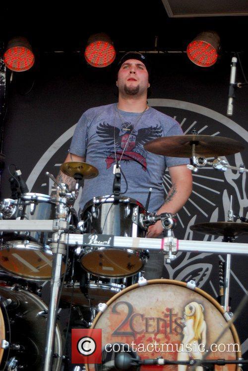 Rock On The Range 2011 at Crew Stadium...