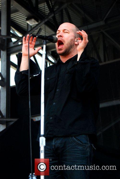 Finger Eleven Rock On The Range 2011 at...