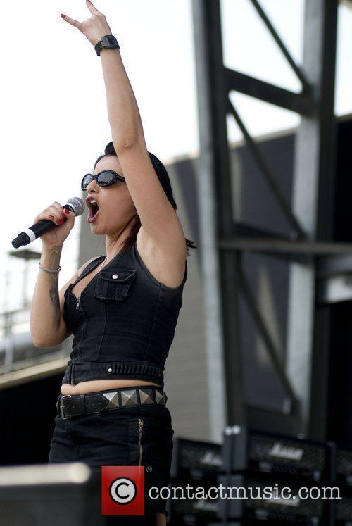 Mistress Juliya Rock On The Range 2011 at...