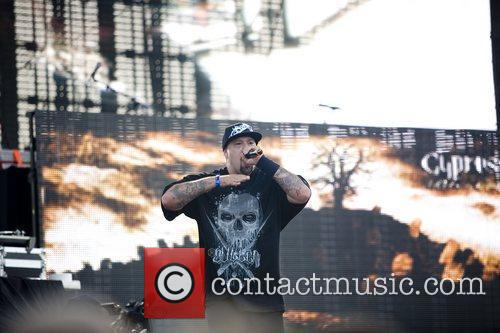 B-Real of Cypress Hill 8th annual Rock the...