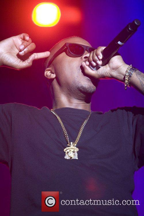 Nas 8th annual Rock the Bells held on...
