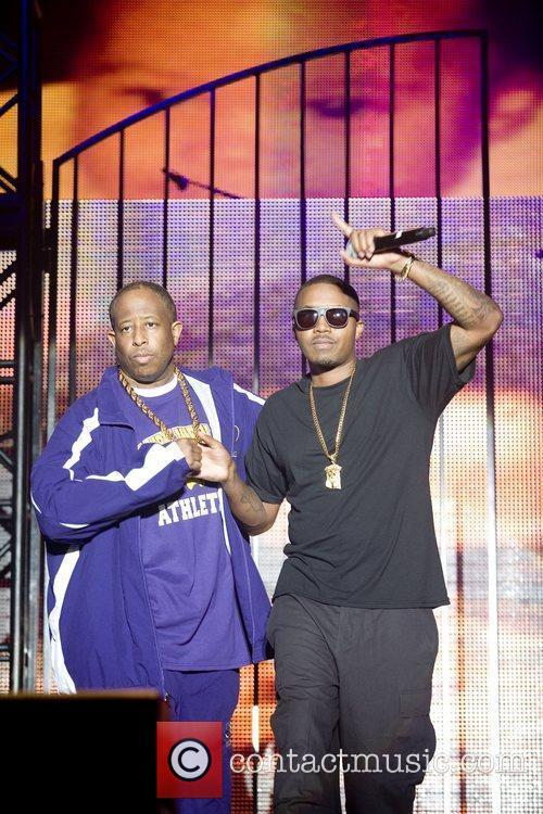 DJ Premier and Nas 8th annual Rock the...