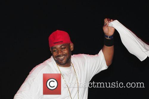 Ghostface Killah, Dwayne Johnson, Wu Tang Clan and Rock The Bells Concert 1